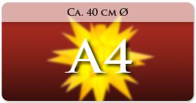A4 (ca. 40cm)