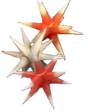 Immer Größerer Beliebtheit Erfreuen Sich Die Herrnhuter Sterne Aus  Kunststoff Für Den Außenbereich. Mit Ihrer Farbenfrohen Beleuchtung ...